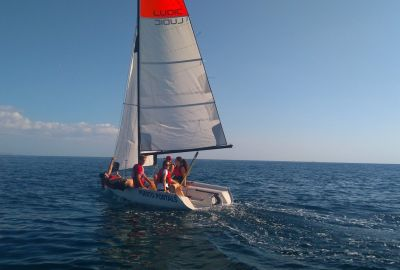 Adults Sailing Lesson